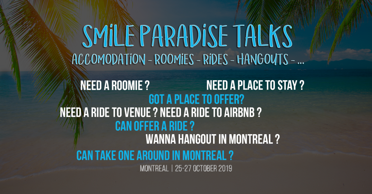 SmileParadise Roomies